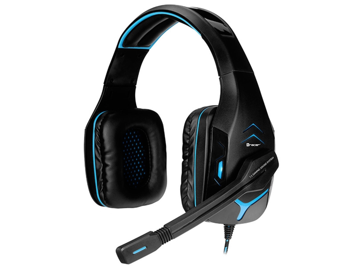 TRACER BATTLE HEROES Gaming headset  Sector 7.1 Ακουστικά