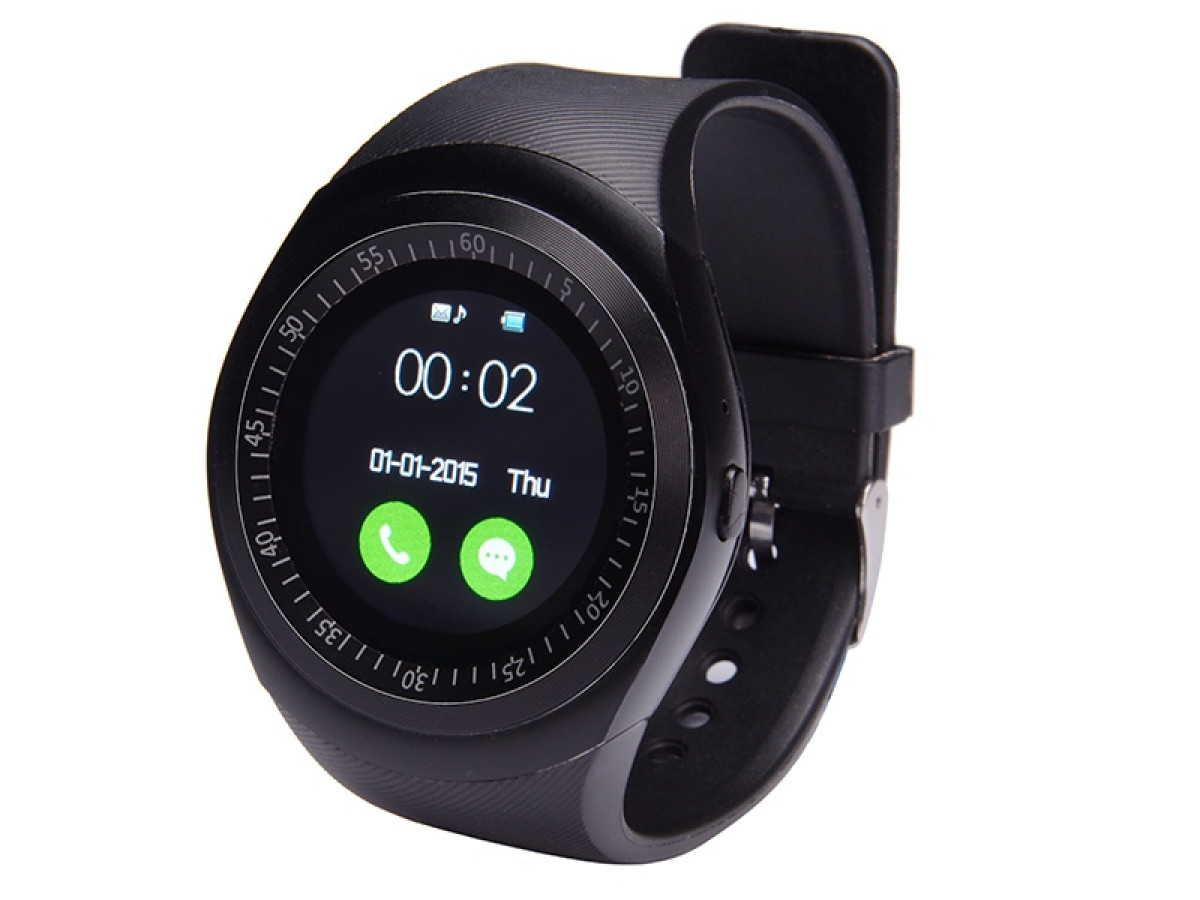 TRACER T-Watch Liberum S1 Smartwatch με οθόνη αφής