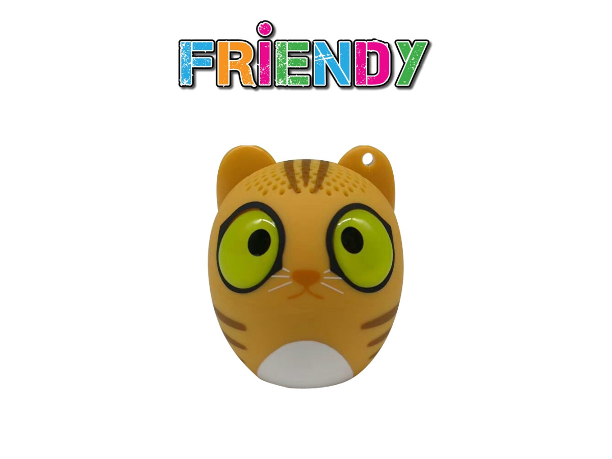 iDance Friendy Cat Bluetooth ηχείο