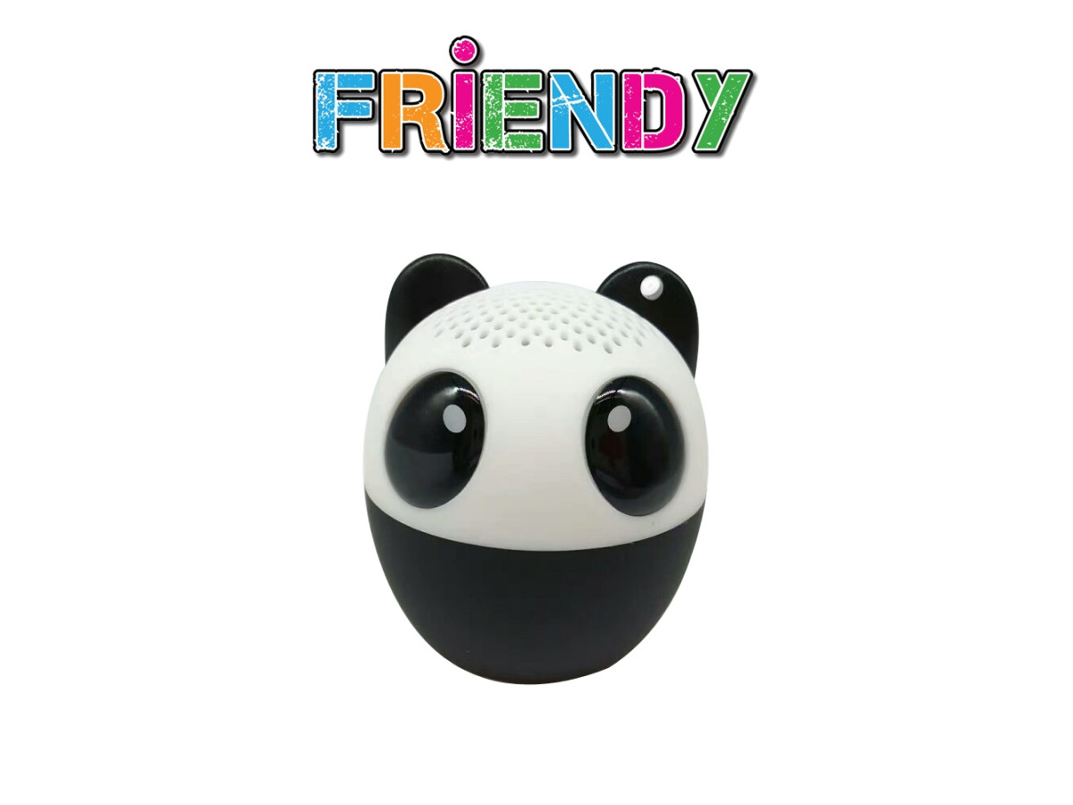 iDance Friendy Panda Bluetooth ηχείο