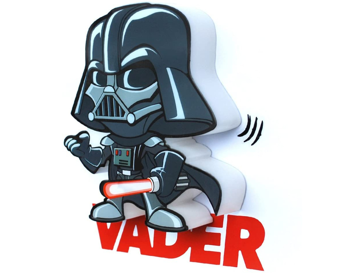 EP7 Star Wars Mini Darth Vader φωτιστικό