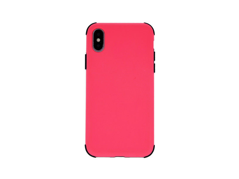 Defender Rubber case for iPhone 6 / iPhone 6s pink