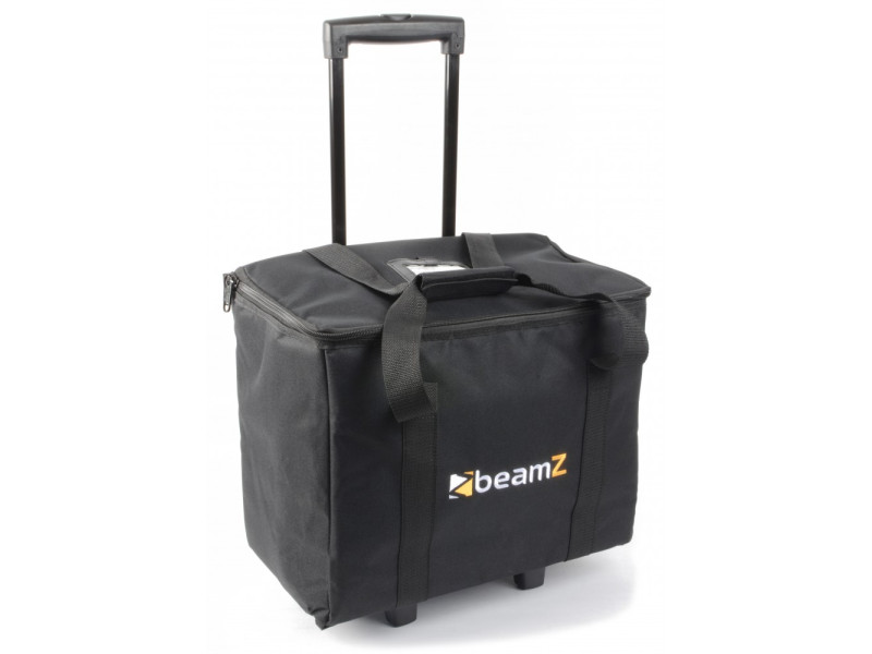 BeamZ ACR-16 Soft roller case vinyl cd case trolley Traktor s2 bag