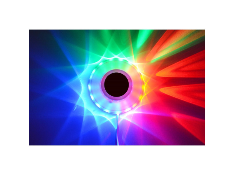 Beamz Spinning Sunflower 48 RGB LEDs