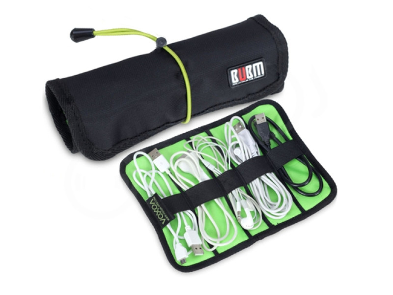 BUBM AJ Accessories bag (Black)