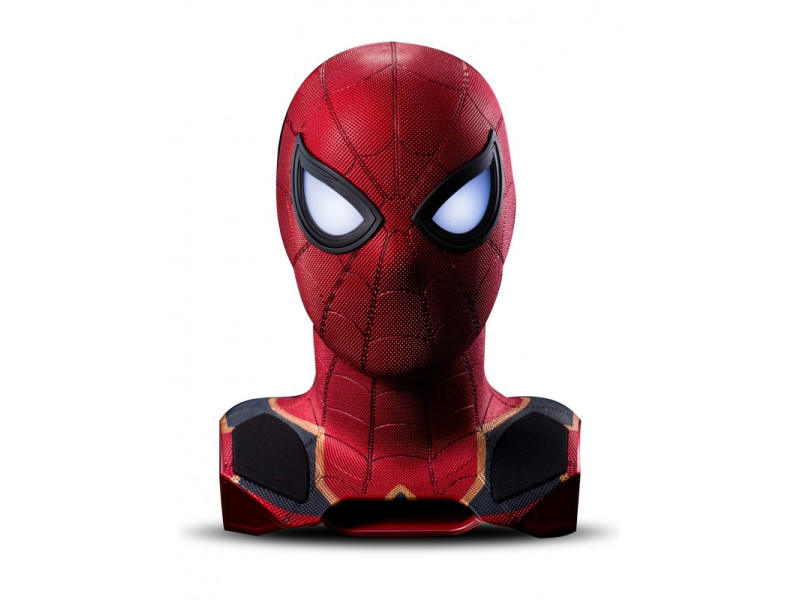Avengers 3 Iron Spider-Man Mask Life-Size ενσύρματο ηχείο Bluetooth