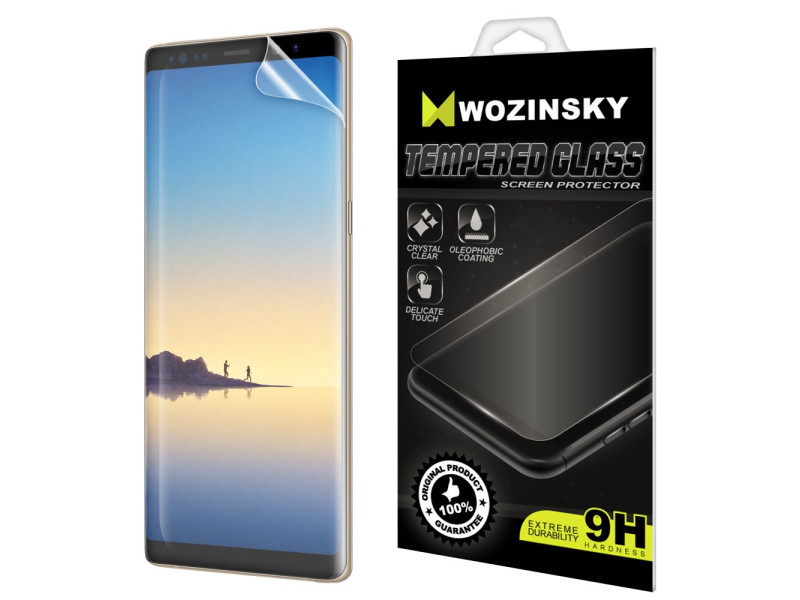 Wozinsky 3D Screen Protector Film Full Coveraged for Samsung Galaxy Note 9 N960
