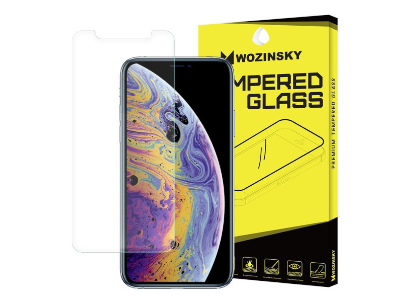Wozinsky Tempered Glass 9H Screen Protector for Apple iPhone 11 Pro Max / iPhone XS Max