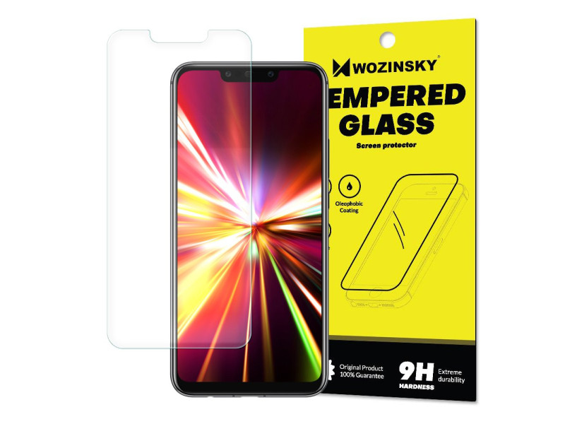 Wozinsky Tempered Glass 9H Screen Protector for Huawei Mate 20 Lite (packaging – envelope)