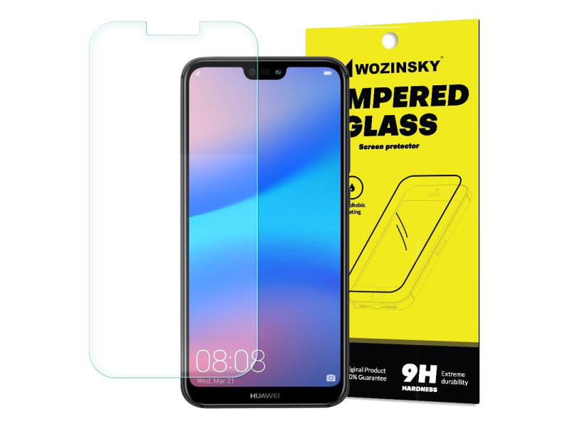 Wozinsky Tempered Glass 9H Screen Protector for Huawei P20 Lite (packaging – envelope)