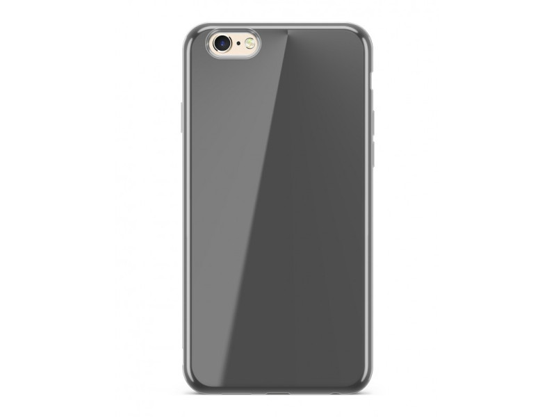 CASE OVERLAY Full electro για IPHONE 6 PLUS/ 7 PLUS / 8 PLUS Black