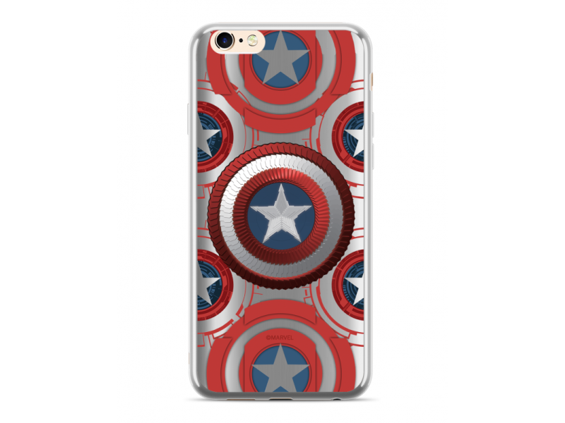 CASE LUXURY CHROME Captain America για HUAWEI MATE 20 LITE