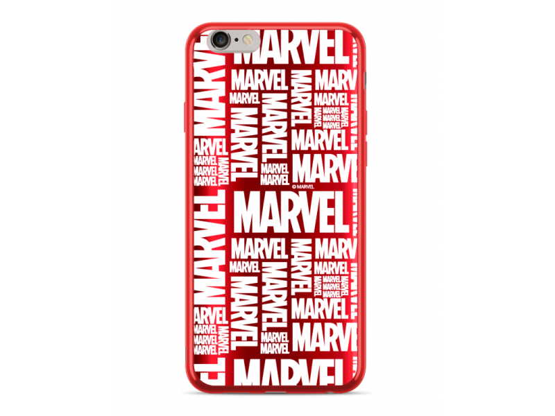 CASE LUXURY CHROME Marvel για IPHONE X/ XS Red