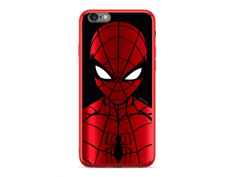 CASE LUXURY CHROME Spider-Man για HUAWEI MATE 20 LITE Red