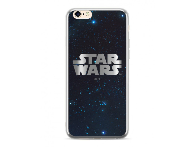 CASE LUXURY CHROME Star Wars για IPHONE 6 PLUS/ 7 PLUS / 8 PLUS Silver