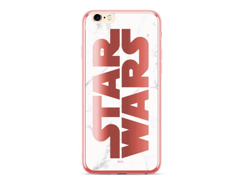 CASE LUXURY CHROME Star Wars για HUAWEI MATE 20 LITE Rosegold