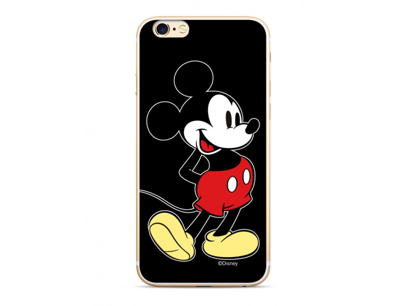 CASE OVERPRINT Mickey για SAMSUNG A5 2018 / A8 2018 Black