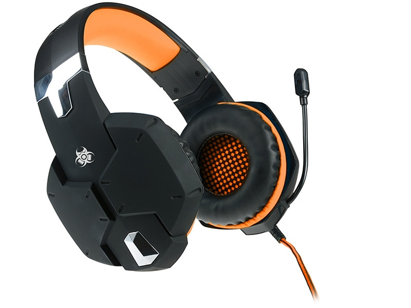 TRACER BATTLE HEROES Gaming headset Dragon Πορτοκαλί