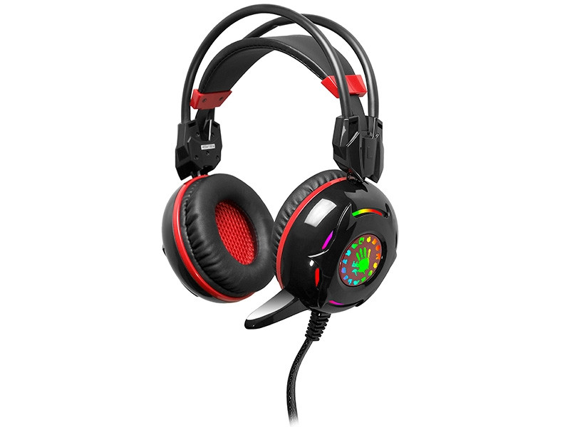 A4TECH BLOODY G300 Gaming headset Μαύρο