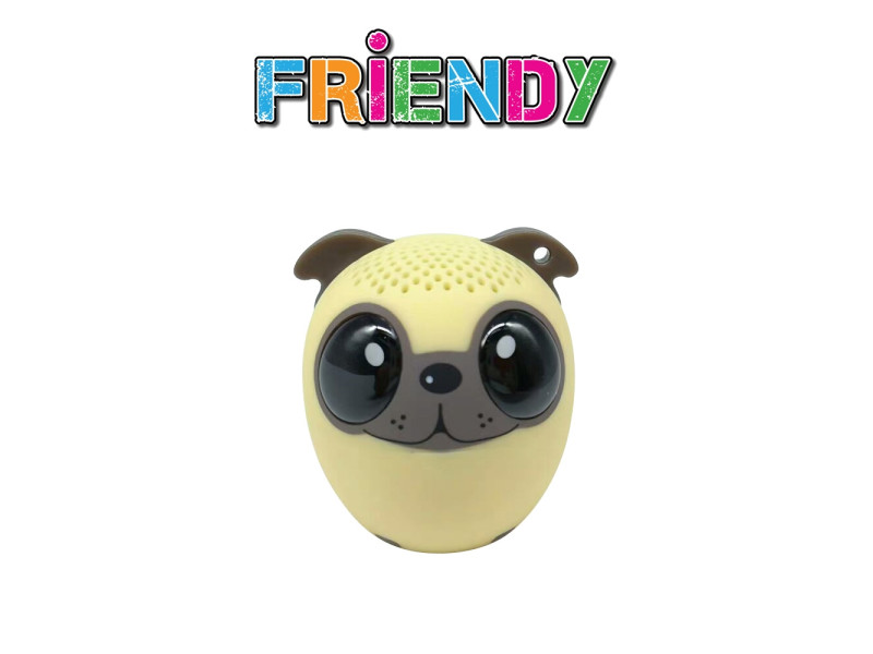 iDance Friendy Dog Bluetooth ηχείο