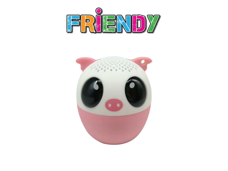 iDance Friendy Pig Bluetooth ηχείο